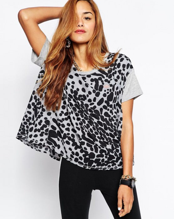 Originals Leopard Relaxed T-Shirt