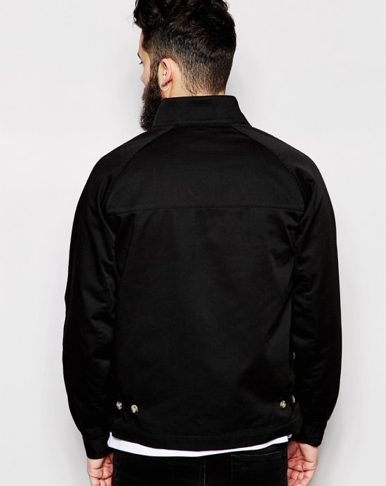 Jacket In Black