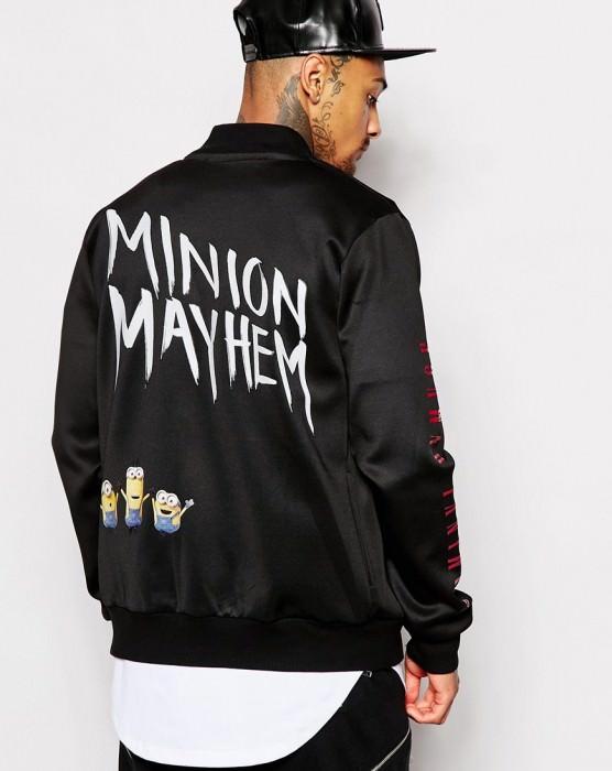 Minions Bomber Jacket