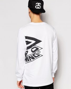 Long Sleeve T-Shirt With Large Logo