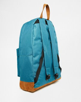 The Backpack with Contrast Trim