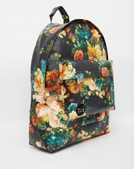 Backpack in Bloom Floral Print