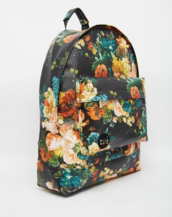 Backpack in Bloom Floral Print