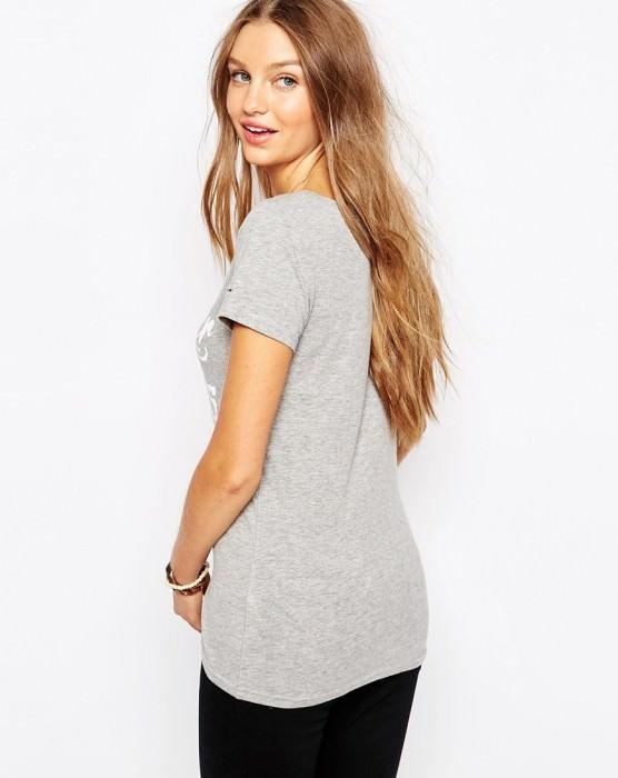 Denim Logo T-Shirt
