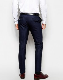 Suit Pants In Skinny Fit